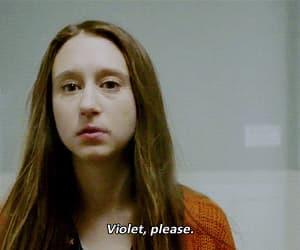 gif, american horror story, and violet harmon image