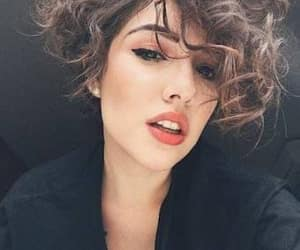 pixie cut, layered bob, and curled short hair image