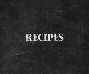 icons, recipes, and instagram image