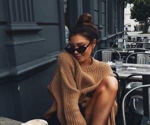 cafe, coffee, and fashion image