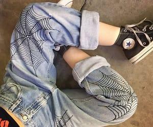 converse, fashion, and grunge image
