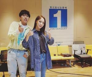 b1a4, sandeul, and mamamoo image