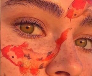 eyes, girl, and aesthetic image