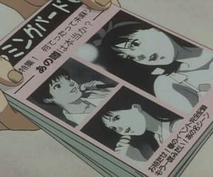 anime, perfect blue, and aesthetic image