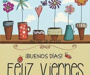 viernes and buen dia image