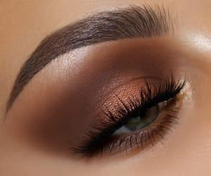 eye and eyebrow image
