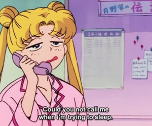 anime, sailor moon, and usagi image