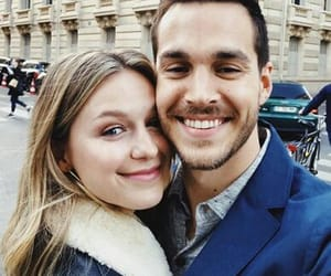 karamel, melissa benoist, and chris wood image