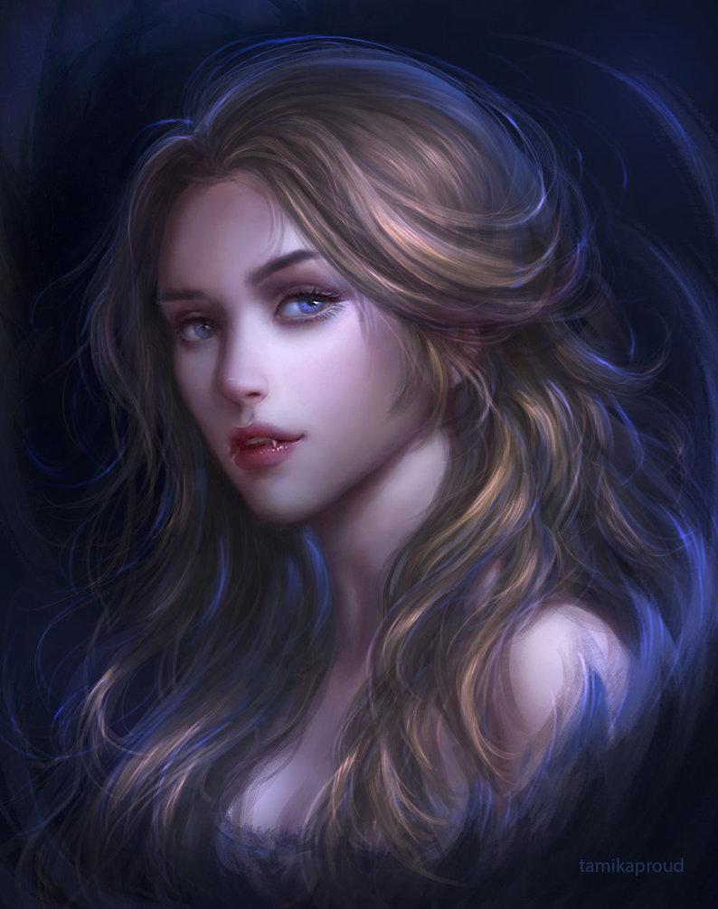 vampire by TamikaProud uploaded by Countess\u2020\u2020\u2020