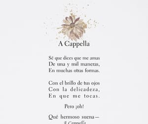 espanol, poem, and poems image