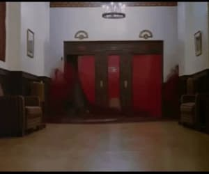 gif, 80's movies, and The Shining image