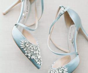 badgley mischka, zapatos, and belleza image
