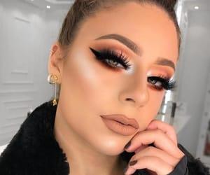girl, brazilian, and makeup image