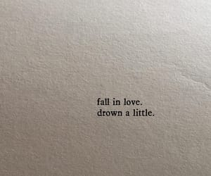 diary, drown, and fall image