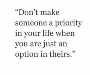 bitches, option, and priority image