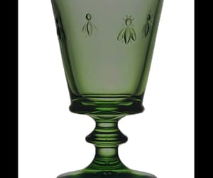 absinthe, glass, and green image