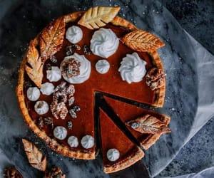 autumn, dessert, and food image