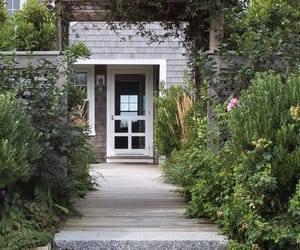 beach house, beauty, and cottage image
