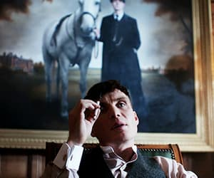 1919, peaky blinders, and thomas shelby image