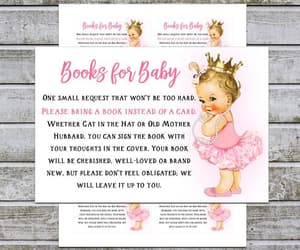 etsy, baby shower ideas, and books for baby image