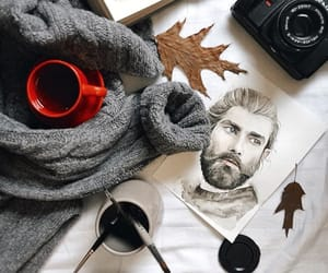 art, cozy, and face image