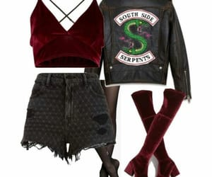 riverdale and serpent outfit image