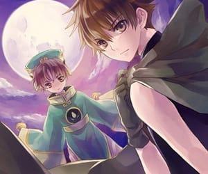 card captor sakura, syaoran, and tsubasa image
