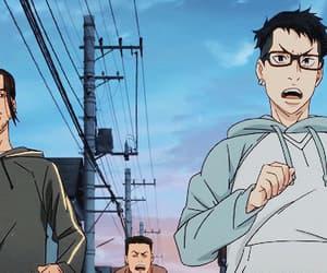 anime, inspiration, and kaze ga tsuyoku fuiteiru image