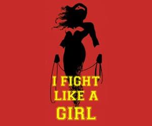 girl, fightlikeagirl, and wallpaper image