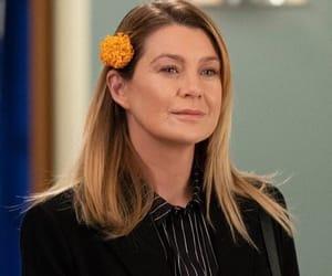 actress, doctor, and ellen pompeo image