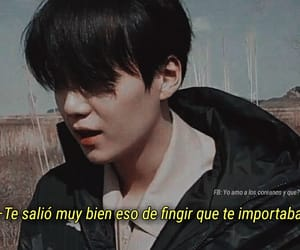 frases, jin, and kpop image