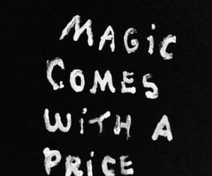 quotes, magic, and witch image