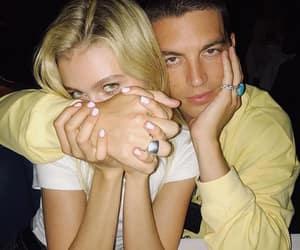 love, couple, and nicola peltz image