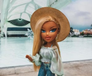doll, bratz, and @labeldoll image