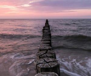 beach, Dream, and nature image