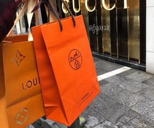 shopping shop, louis vuitton lv, and hermès hermes image