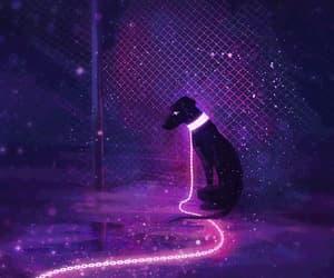 beautiful, dog, and gifs image