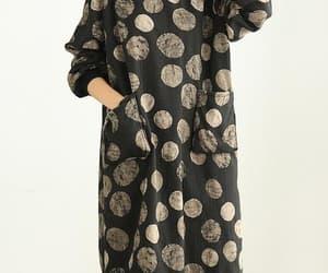 black dress, dress for women, and plus velvet dress image