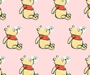 disney, wallpaper, and pooh image
