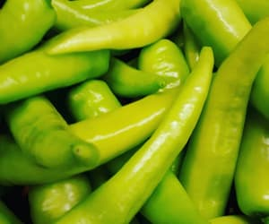aesthetic, green, and jalapeno image