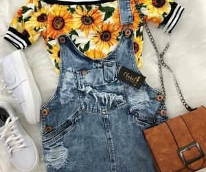 fashion and sunflower image