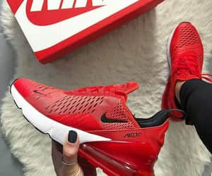nike, sneakers, and red image