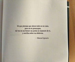 amor, libro, and frases image