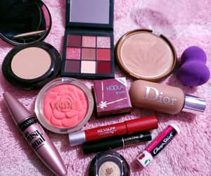 benefit, blush, and dior image