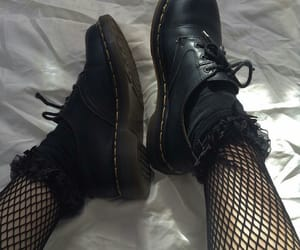 gothic, shoes, and goth image