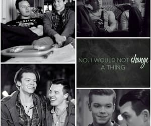 aesthetic, quote, and ian gallagher image