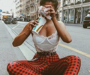fashion, moda, and street image