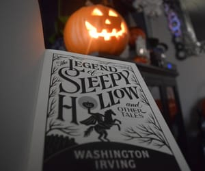 book and Halloween image