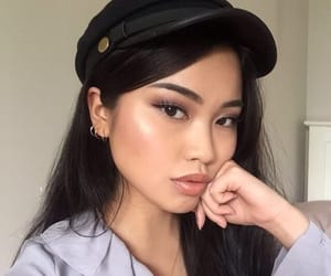 asian, makeup, and south korea image