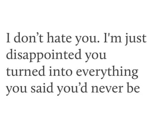 hate, hurt, and sad image